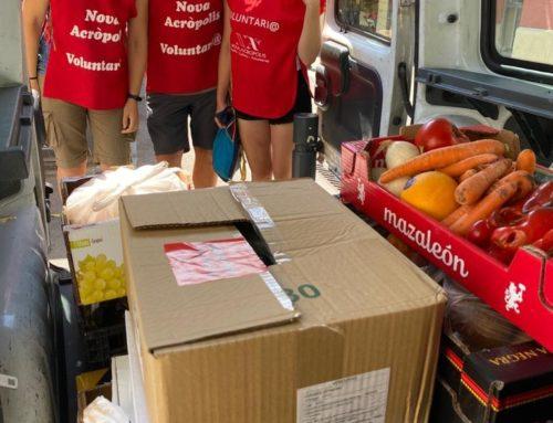 Mercat Solidari obert per vacances