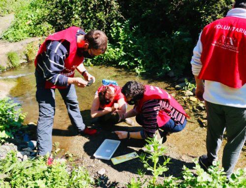 Limpieza de río por el Día Internacional de la Madre Tierra